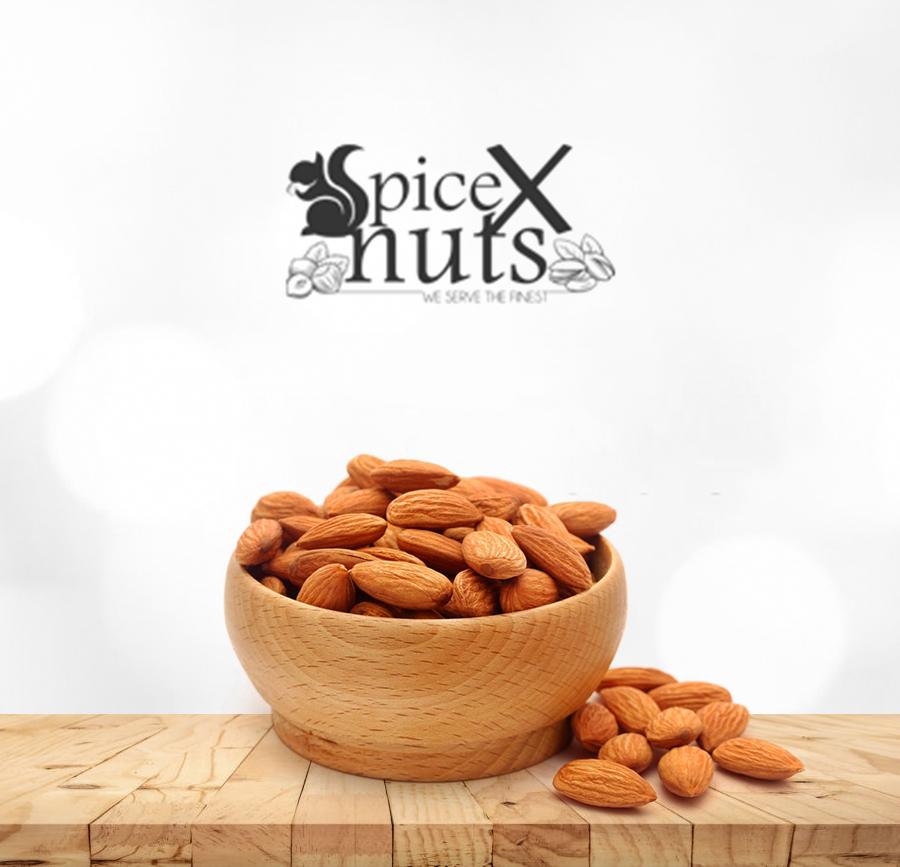 SpiceXnuts Almond 250 gms